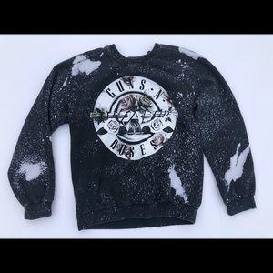 Guns N' Roses sweatshirt